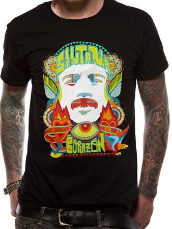 Santana (Corazon) T-shirt Preview