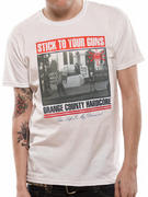 Stick To Your Guns (More Than Surviving) T-shirt