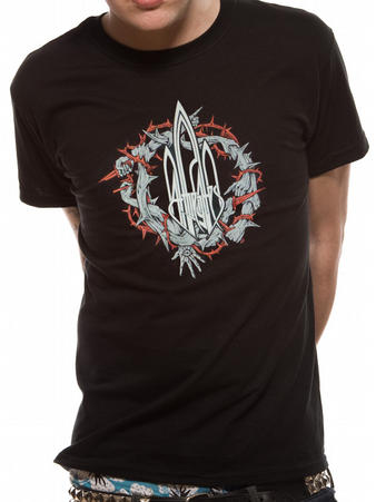 At The Gates (Arms And Thorns) T-Shirt Preview