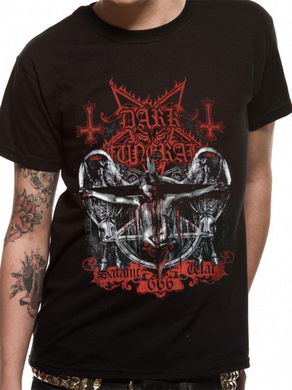 Dark Funeral (Summer Rituals) T-Shirt. Buy Dark Funeral (Summer