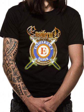 Ensiferum (Very Strong Metal) T-Shirt Preview