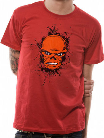 Captain America (Red Skull) T-shirt Preview