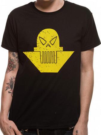 Judge Dredd (Savage Logo) T-shirt Preview