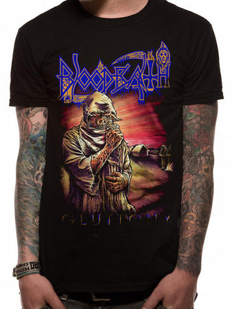 Bloodbath (Pulling) T-shirt Preview