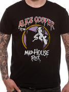 Alice Cooper (Mad House Rock) T-shirt