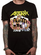 Anthrax (Euphoria Group Sketch) T-shirt