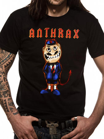 Anthrax (TNT Cover) T-shirt Preview