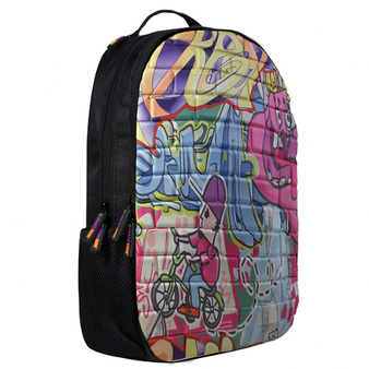 Urban Junk (Spray Alley) Backpack Preview