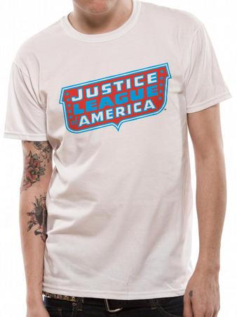 Justice League (Logo) T-shirt Preview