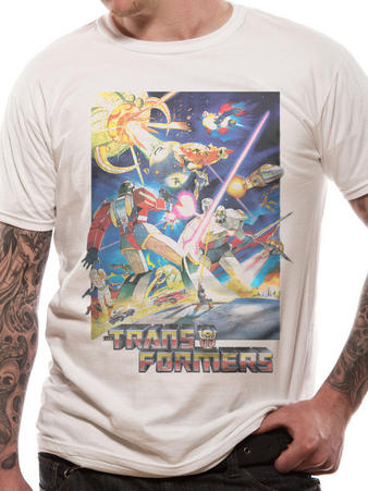 Transformers (Poster) T-shirt Preview