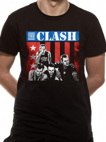 The Clash (In US) T-shirt Preview