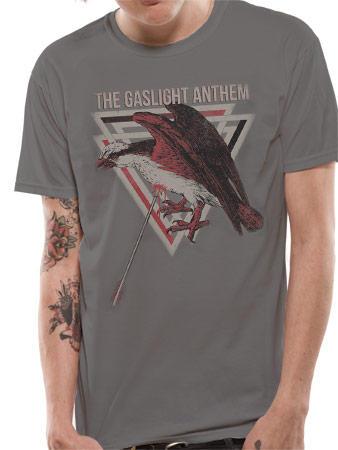 Gaslight Anthem (Bird) T-shirt Preview