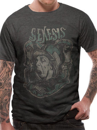 Genesis (Mad Hatter) T-shirt Preview