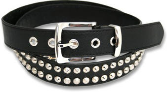 Loudclothing (2 Row Conical Studded) Belt Preview