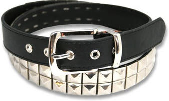Loudclothing (2 Row Studded) Belt Preview