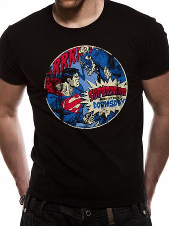 Doomsday (Superman Battle) T-shirt Preview