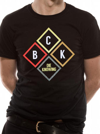 Comeback Kid (Grid) T-shirt Preview
