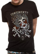Continents (Crypt) T-shirt