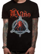 Ill Nino (Black Widow) T-shirt