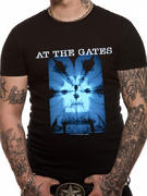 At The Gates (Burning Darkness) T-Shirt Thumbnail 1