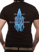 At The Gates (Burning Darkness) T-Shirt Thumbnail 2
