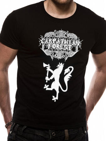 Carpathian Forest (18 Years) T-Shirt Preview