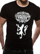 Carpathian Forest (18 Years) T-Shirt Thumbnail 1