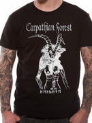 Carpathian Forest (Inverted Cross) T-Shirt
