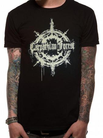 Carpathian Forest (The Horns) T-Shirt Preview