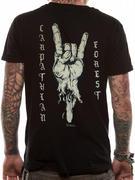 Carpathian Forest (The Horns) T-Shirt Thumbnail 2