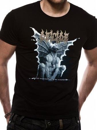 Deicide (Gargoyle) T-Shirt Preview