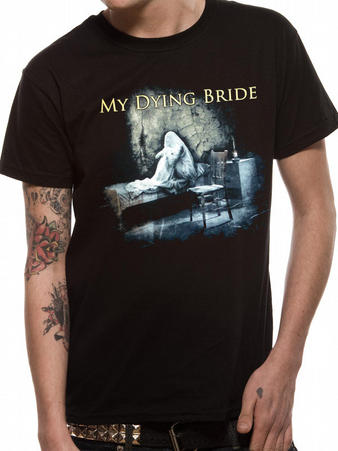 My Dying Bride (A Map Of Our Failures) T-Shirt Preview