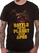 Battle For The Planet Of The Apes (Battle) T-shirt