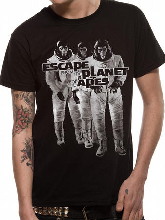 Escape From The Planet Of The Apes (Escape) T-shirt Preview