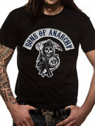 Sons Of Anarchy (Main Logo Banner) T-shirt