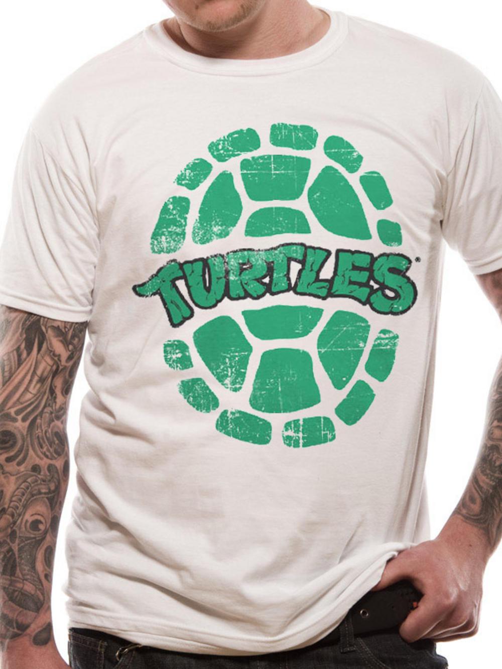Teenage mutant ninja turtles shell t shirt buy teenage for Where can i buy ninja turtle shirts