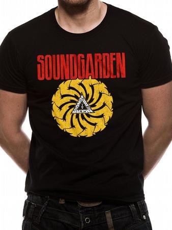 Soundgarden (Bad Motor Finger) T-shirt Preview