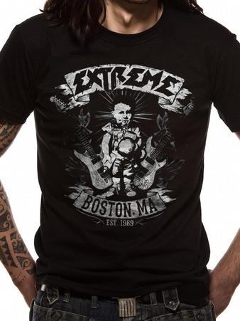 Extreme (Established) T-shirt Preview