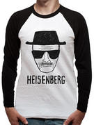 Breaking Bad (Heisenberg) Raglan