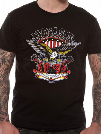 Noi!se (Eagle) T-shirt Preview