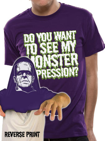 Monster (Impression) T-shirt Preview