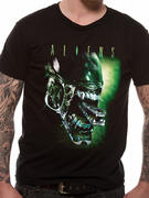 Aliens (Alien Head) T-shirt