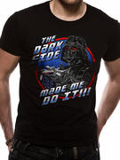 Star Wars (Darkside Made Me Do It) T-shirt