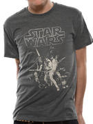 Star Wars (A New Hope One Sheet) T-shirt