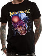 Megadeth (Chain Headphones) T-shirt