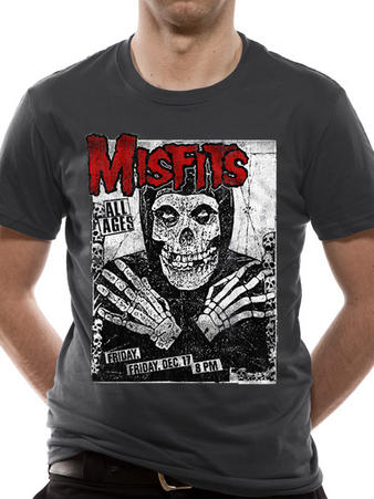 Misfits (All Ages) T-shirt Preview