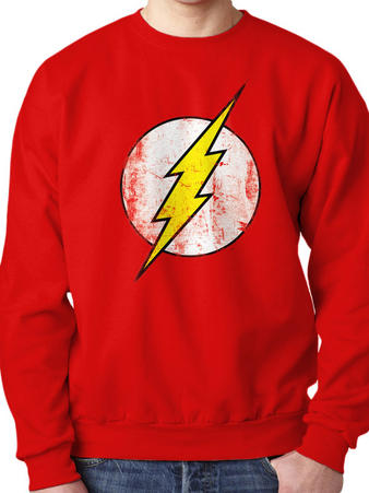 The Flash (Logo) Jumper Preview