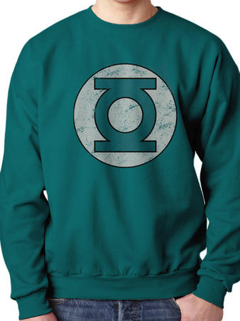 Green Lantern (Logo) Jumper Preview