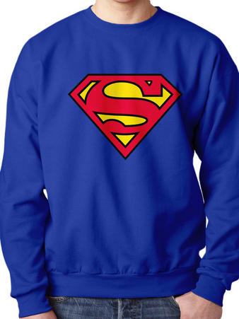 Superman (Logo) Jumper Preview