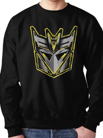 Transformers (Decepticon Logo) Jumper Preview